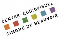 Centre Audiovisuel Simone de Beauvoir logo